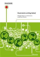 """Osservatorio sui blog italiani"""